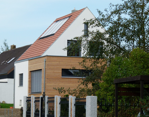 vera ambros architektur energieeffizienzhaus mit anbauten. Black Bedroom Furniture Sets. Home Design Ideas